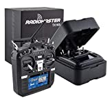 RadioMaster TX16S Hall Sensor Gimbals 2.4G 16CH Multi-Protocol RF System OpenTX Mode2 Transmitter for RC Drone - Mode 2 (Left Hand Throttle) TX16S