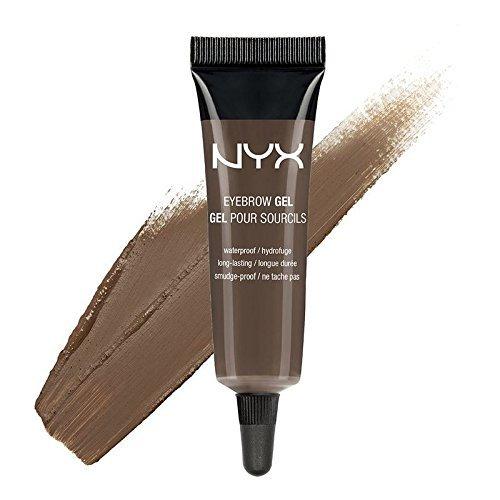 NYX Waterproof Eyebrow Gel Espresso (Ebg04) 0.34floz(10ml)