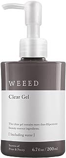 WEEED クリアジェル ピーリング ペア&ピオニーの香り 薬用 ピーリングジェル 日本製 200ml