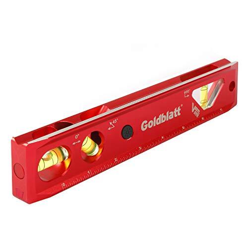 Goldblatt Lighted 9in. Aluminum Verti. Site Torpedo...