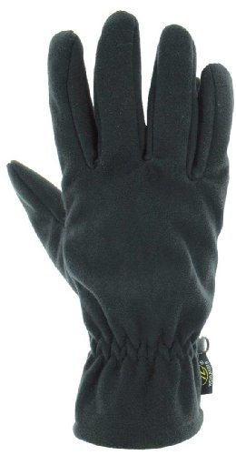 Highlander Dawson - Gants en Polaire Noir Noir Medium