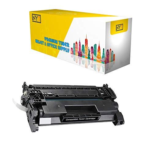 NYT Compatible Toner Cartridge Replacement for HP CF226X for HP Laserjet Pro M402d, M402dn, M402n, Laserjet Pro MFP M426dw, M426fdn, M426fdw (Black, 1-Pack)
