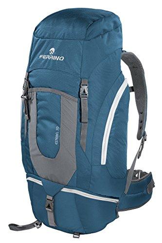 Ferrino Esterel Zaino Trekking, Blu, 70 L