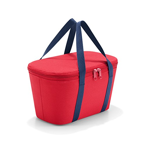 Reisenthel Coolerbag XS Sac Isotherme de Voyage Polyester Rouge 27,5 x 15,5 x 12 cm / 4 l