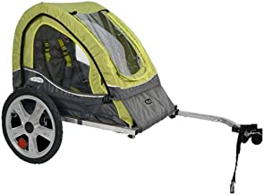 Best instep sync single bicycle trailer green gray Reviews