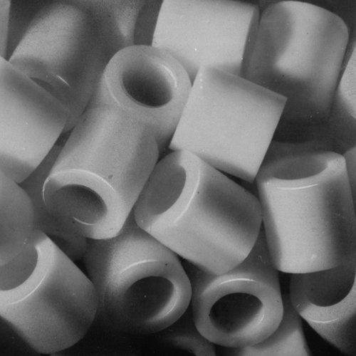 Thomafluid Raschig-Ringe aus PTFE, Werkstoff: PTFE, Länge: 3,2 mm, 100 Stück