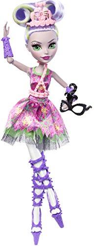 Monster High FKP63 Ballerina-Monsterfreundin Moanica
