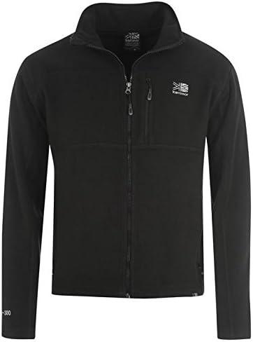 Karrimor Mens Fleece Jacket Zip Through Top Long Sleeve