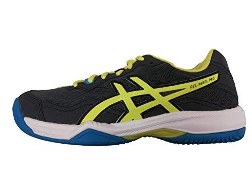 ASICS Padel Pro 4 - Zapatillas de Tenis para Hombre, Color, Talla 40.5 EU