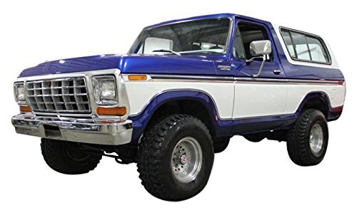 Amazon Com 1979 Ford Bronco Reviews Images And Specs Vehicles