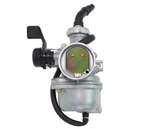 Carburador de carburador PZ22 de 22 mm para motocicleta CRF70cc 110cc 125cc Dirt Pit Bike ATV Quad Pit Bike Monkey Scooter