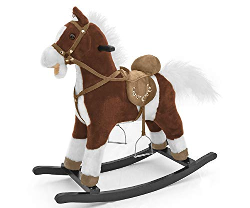 Milly Mally Mustang Rocking Horse