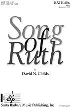 Song of Ruth (Educational Octavo, SATB divisi, Piano)