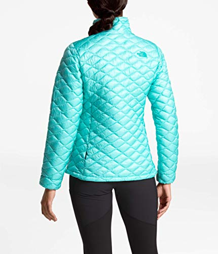 The North Face Women Thermoball Full Zip - Mint Blue - M