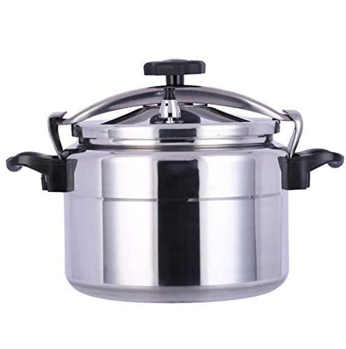 ZBINGAFF Cuisinière 9-50L Tressure, Pot à la Vapeur, Pot à Grande capacité Commerciale, Pot de Cuisson, Pot en Acier Inoxydable, Pot Multifonction Domestique, ustensiles de Cuisine