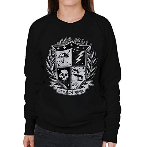 Cloud City 7 The Umbrella Academy Crest Women's Sweatshirt