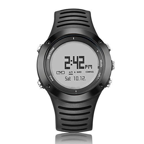 XZHFC Smartwatch, Reloj Inteligente, Reloj Deportivo multifunción de
