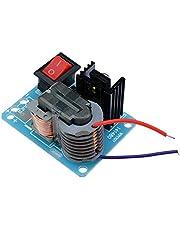 Landa tianrui 15KV de Alta frecuencia CC de Alta tensión de Arco de Encendido Generador Inversor Boost Step Up 18650 DIY Kit T núcleo del Transformador Suite de 3.7V