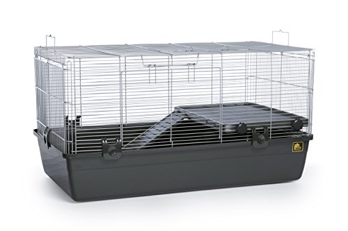 Prevue Pet Products 528 Universal Small Animal Home, Dark Gray,CAGE