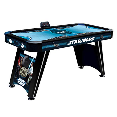 Cheapest Prices! Hathaway Star Wars Galactic Face Off 5-Foot Air Hockey Table