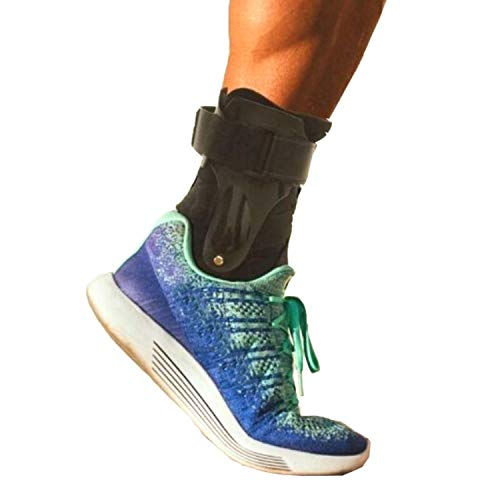 Ankle Brace Compression Support Sleeves Sprained Ankle, Basketball, Volleyball, Running, Sports, Achilles Tendonitis, Soccer, Pain Injury Drop Foot,...