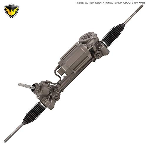 Duralo Electric Power Steering Rack and Pinion For Dodge Ram 1500 2013 2014 2015 2016 2017 2018 - Duralo 847-0169 Remanufactured