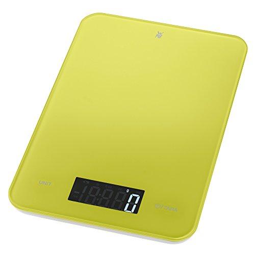WMF 0608759990Báscula de Cocina Digital Cristal Verde