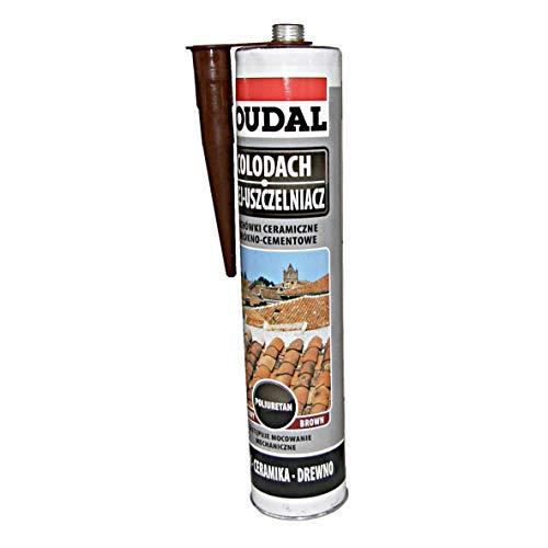 Soudal Colodach Dachziegel-Kleber 310 ml (Braun)