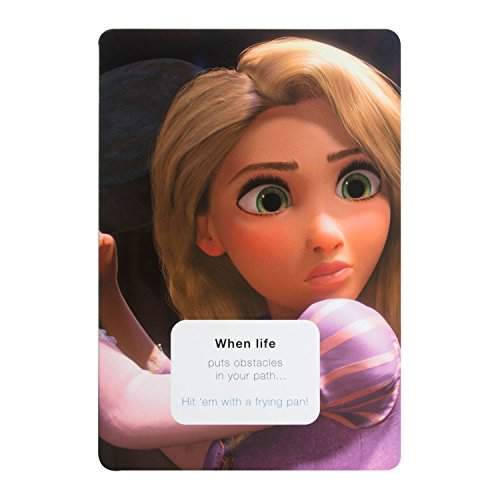 Hallmark Disney Rapunzel Karte