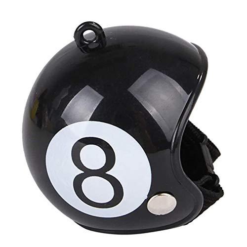 Calyvina Huhn Helm Tierschutzhelm Schutzhelm Protect Haupthuhn, Sonne Regen Schutz Huhn Spielzeug Lustige Schutzhelm Für Chicken