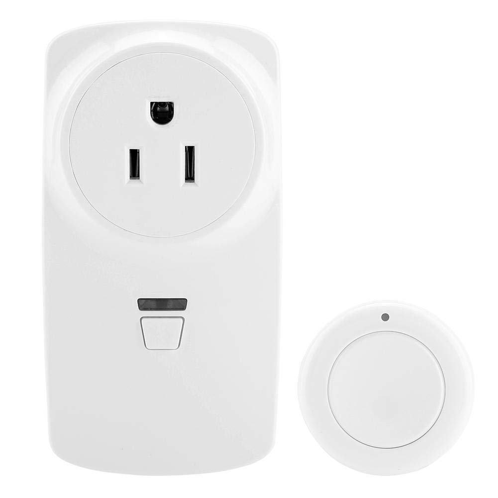 Award-winning store Household Wireless Remote 100% quality warranty Control Power Sw Socket Vensans Outlet