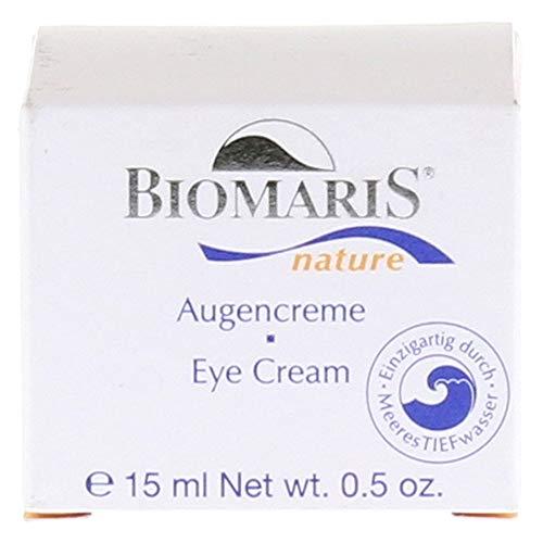 Biomaris Augencreme Nature, 15 ml