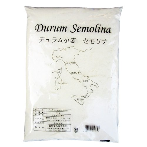 雪和食品 デュラムセモリナ 1kg