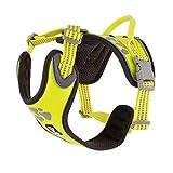 Hurtta Weekend Warrior Harnas Neon Citroen 40-45cm, 110 g