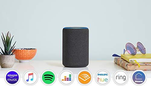 Amazon Echo (3ª generazione) - Altoparlante intelligente...