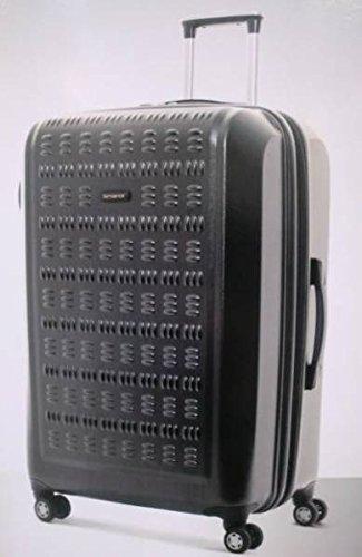 サムソナイト Samsonite ブラック スーツケース Aluplate360