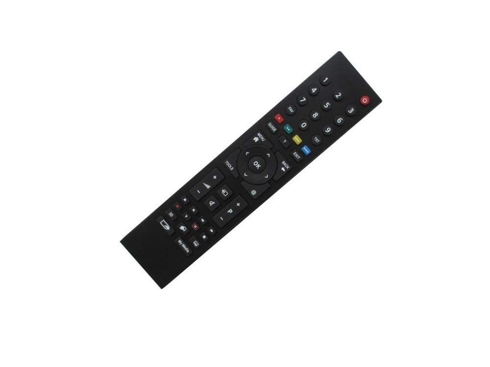 Calvas - Mando a distancia para televisor LCD LED Grundig 46VLE7139BR 46VLE7230BH 46VLE8160BH 46VLE8160BL 46VLE8160BP 46VLE8160CP 46VLE8160SL: Amazon.es: Bricolaje y herramientas