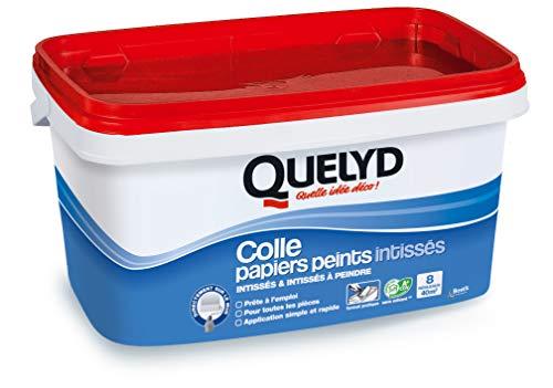 Quelyd Colle Papiers Peints intissés Pâte 5kg