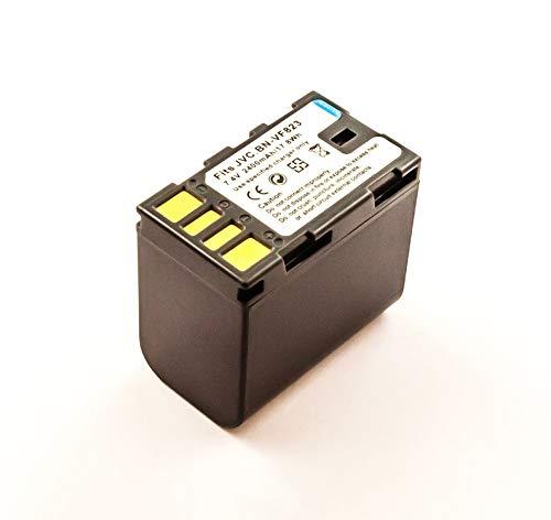 AGI Batteria di ricambio compatibile con JVC Everio GZ-HD300