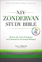 NIV Study Bible Hardback (New International Version)