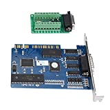 Tarjeta Adaptadora Micro Macro Del Controlador Ncstudio De Respuesta Rápida De 3 Ejes Para Enrutador CNC 5.4.49/5.5.55