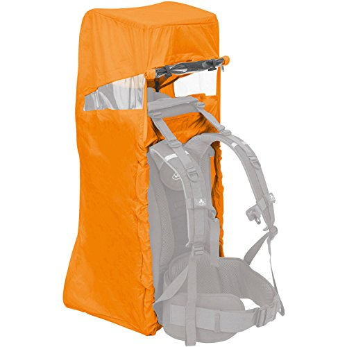 VAUDE Shuttle Big Regenschutz orange 2021
