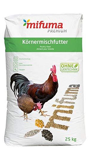 Geflügelkörner ECO 25 kg mit Anisöl Hühnerfutter Wachtelfutter Entenfutter Putenfutter