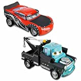 Cars Toon Heavy Metal Mater Die Cast Cars Set - 2 unidades.