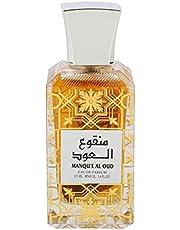 Manque Al Oud Perfume by Lattafa for Unisex, 100ml, Eau de Parfum