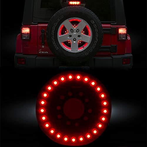 jeep brake light harness - 9