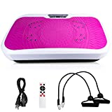 ANSTEN Vibration Platform Machine, Whole Body Vibration Exercise Plate with Remote Control for Home Fitness Workout and Training