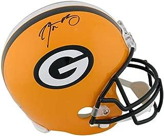 Aaron Rodgers Green Bay Packers Autographed Helmet