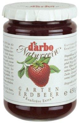 Darbo Nat. 450g, Erdbeer F50% 6 x 450 g