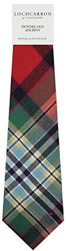 I Luv Ltd Gents Neck Tie Dundee Old Ancient Tartan Lightweight Scottish Clan Tie
